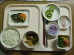 入院8日目 夕食