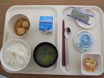 入院9日目 朝食