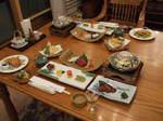 天城の里20 夕食