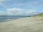 吹上浜(出水方面を望む)