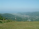 亀ヶ岡公園からの眺望