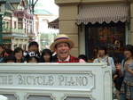 THE BICYCLE PIANO