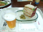 Lunch de Beer!!